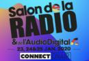 La CNRA présente au Salon de la Radio 2020 à Paris