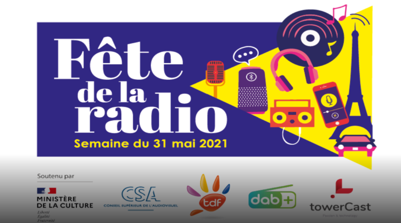 La CNRA partenaire de la Fête de la radio